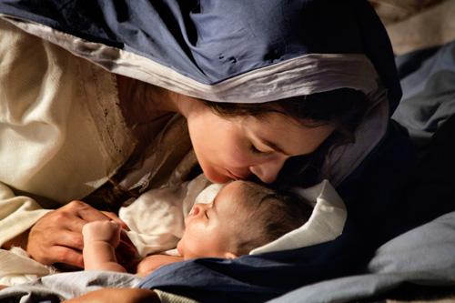 القديسة مريم العذراء