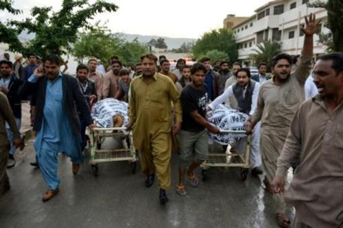 داعش تتبنى قتل اثنين من المسيحيين في باكستان