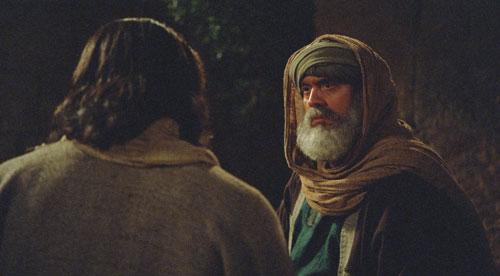 لقاء الرّب يسوع مع نيقوديموس
