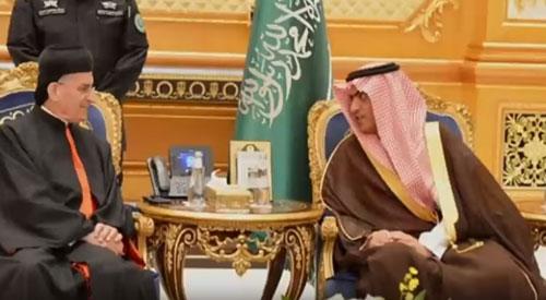 البطريرك الماروني يزور السعودية