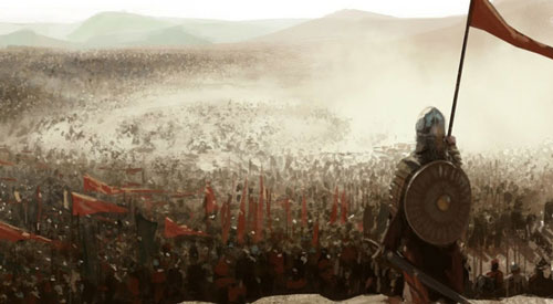 الحروب في العهد القديم