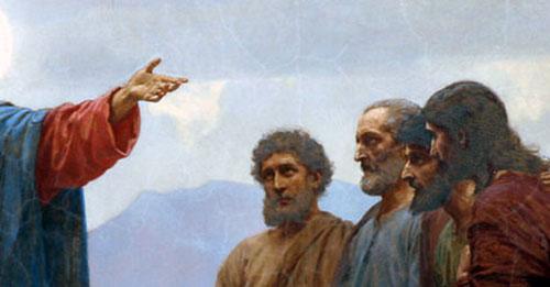 يسوع يسأل