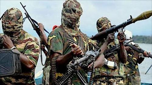 بوكو حرام الموالية لداعش