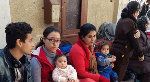 نزوح العائلات المسيحية من سيناء