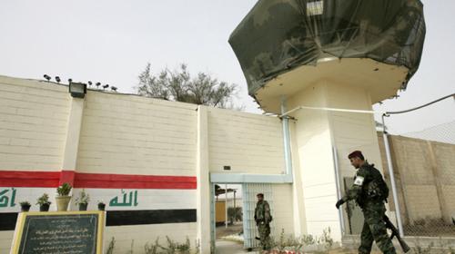 Linga - العراق: ترميم سجون نظامية لنقل سجناء تلكيف من الدواعش إليها