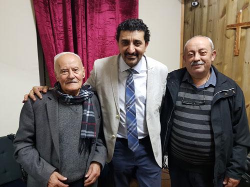 المرنم جوزيف نصرالله
