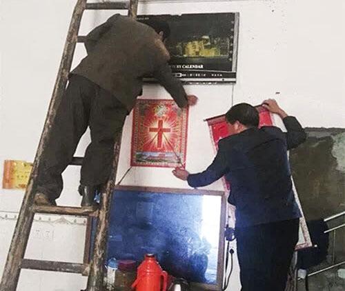 الصين تطالب المسيحيين تبديل صور المسيح بصورة الرئيس الشيوعي