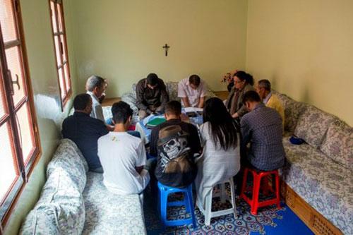 مسيحيون مغربيون