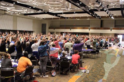 كنيسة المانونايت الأمريكية تقر سحب الاستثمار المشجع للاحتلال الإسرائيلي