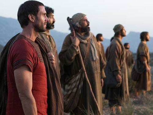 تلاميذ المسيح - المسيحيون الاوائل