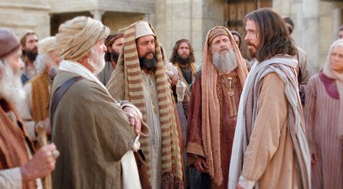 يسوع والناموسي