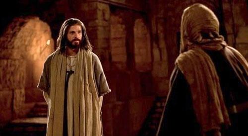 لقاء الرب يسوع مع نيقوديموس