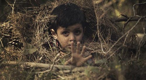 قتل الاطفال في الحروب