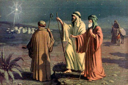 كيف عرف المجوس عن ولادة السيد العظيم