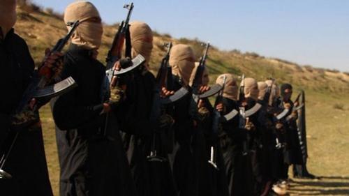 عناصر داعش في سيناء