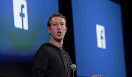 مؤسس فيسبوك مارك زوكربيرغ