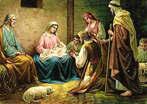 ولادة يسوع المسيح
