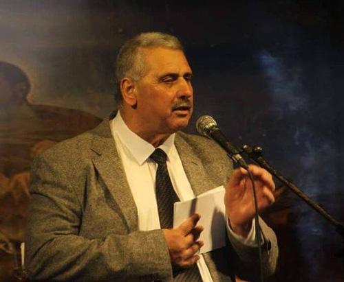 الاستاذ والكاتب زهير دعيم