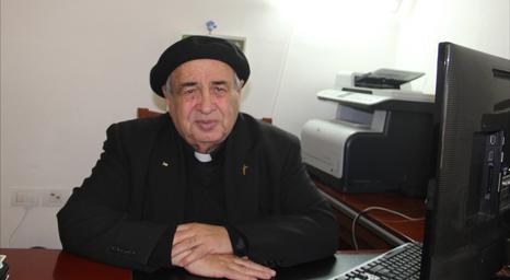الأب الفلسطيني مانويل مسلم: أردوغان رفع من قدر آيا صوفيا بتحويلها إلى مسجد