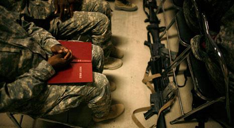 رد مسيحي على دعاة الحروب في العهد الجديد - الجزء الثاني