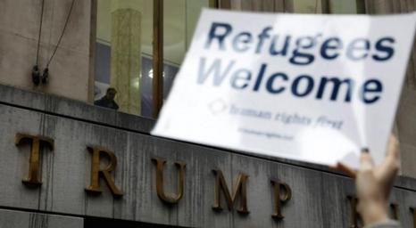 2600 من الإنجيليين يحثون المحافظين على مواصلة إعادة توطين اللاجئين بعد أمر ترامب