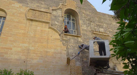 صحفي موصلي: الصليب عدو داعش الأول وقد محا معالمه بالكامل داخل الموصل