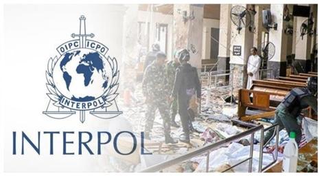 الإنتربول يعلن القبض على مشتبه به رئيسي في هجمات كنائس سريلانكا