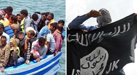 رئيس بلدية فرنسية يُطالب بلاجئين مسيحيين تجنّبا من ارهابيين مقنّعين