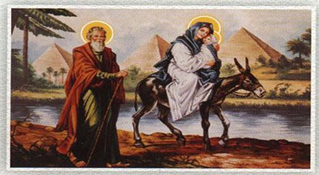 مطالبات للحكومة المصرية بإصدار طابع بريدي يحمل صورة رحلة العائلة المقدسة لمصر
