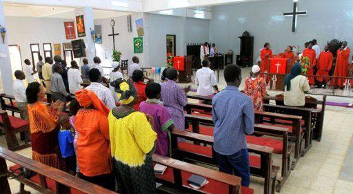 المسيحيون السودانيون