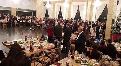مجمع الكنائس الانجيلية يقيم احتفالا بمناسبة عيد الميلاد ورأس السنة