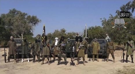 داعش ينشر فيديو لقتل 11 مسيحيا في نيجيريا