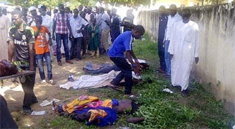 بوكو حرام الإرهابية تذبح 12 فلاحًا نيجيريًا بالمناجل!