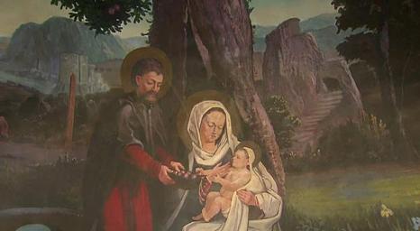 العذراء مريم - الأم المثالية