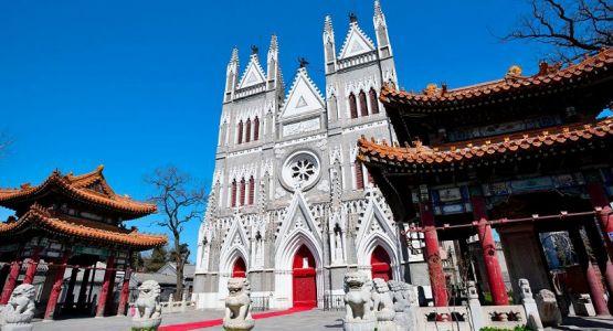 الصين تطلق حملة ضد المنظمات غير القانونية بما في ذلك الكنائس
