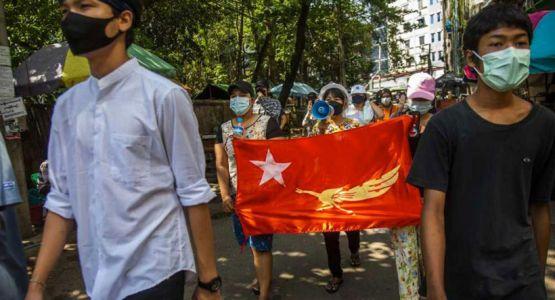 نحن نؤمن أن الله أقوى: شعب بورما يقف ضد الهجمات بإيمان