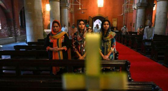 ممرضتان مسيحيتان باكستانيتان قد تواجهان السجن مدى الحياة