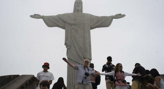 تمثال البرازيل الجديد ليسوع سيتجاوز ارتفاع المسيح المخلص في ريو