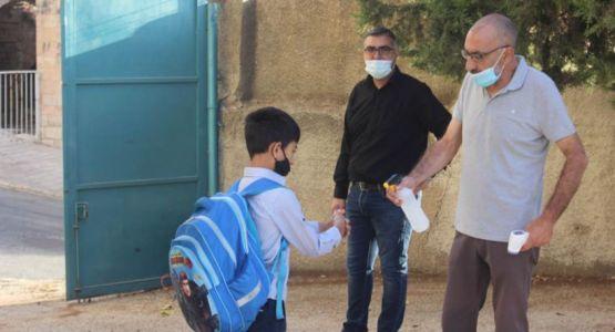 الأزمة الاقتصادية في الأرض المقدسة تدفع التلاميذ لترك المدارس المسيحية