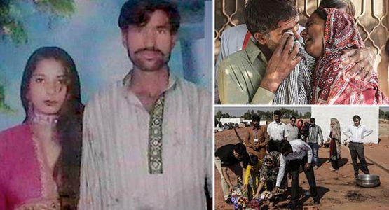 البرلمان الأوروبي يطالب باكستان بإطلاق سراح معتقلين منهم زوجين مسيحيين