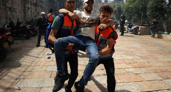 مع تصاعد العنف الإسرائيلي الفلسطيني: قادة مسيحيون يعربون عن قلقهم
