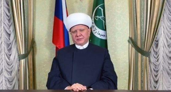 مفتي موسكو يوجه دعوة للاحتفال بعيد الفطر مع المسيحيين واليهود