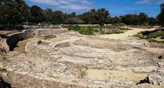 علماء الآثار يكتشفون أكبر كنيسة رومانية قديمة من نوعها في إسرائيل