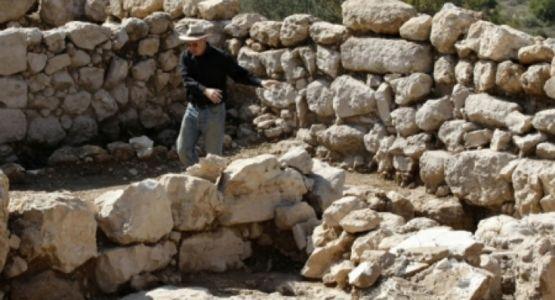 علماء الآثار يكشفون عن رأس سهم من معركة وقعت في جت مسقط رأس جليات