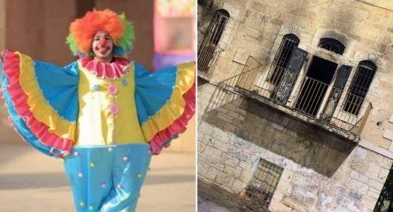 حرق منزل فنان مسرحي مسيحي في بيت لحم