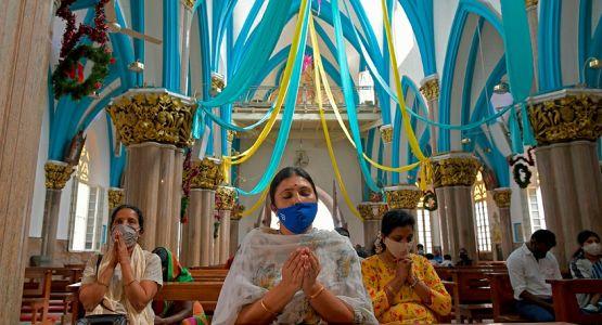 حقائق حول المسيحيين في الهند يعرضها مركز بيو