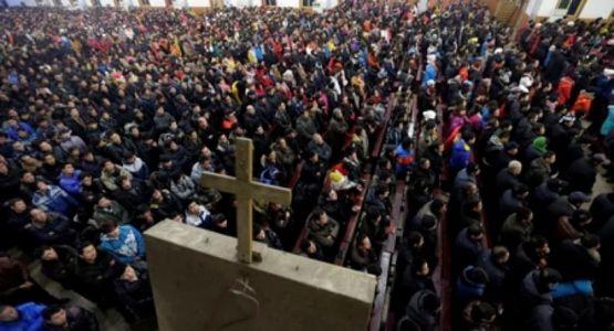 الصين تأمر المسيحيين بعقد اجتماعات صلاة لإحياء ذكرى النصر على اليابان