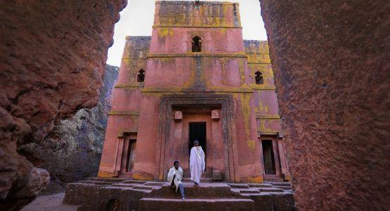 مصير كنائس لاليبيلا الصخرية يثير مخاوف الإثيوبيين الأمريكيين