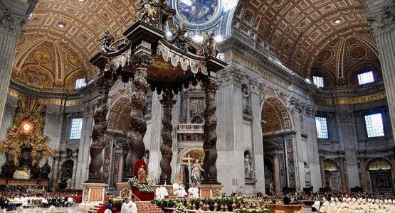 الفاتيكان يرفض انتقادات من بعض الحاخامات على خلفية تصريحات البابا