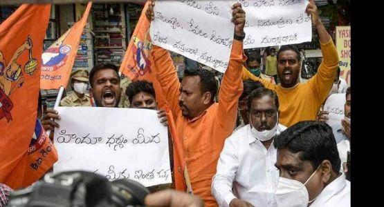 المسيحيون يشجبون تصنيف الزعماء الدينيين في وسط الهند